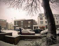 Dalston Winter GoPro Timelapse