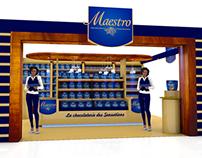 Maestro : Booth Design