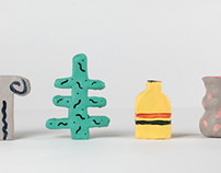 Tiny objects