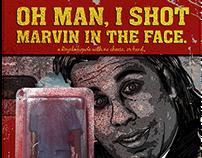 Oh Man I Shot Marvin Bootleg Figure Packaging