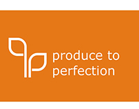 Brand Identity for Produce to Perfection