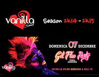 Disco Vanilla 2014-2015