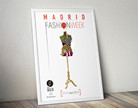 DESIGN POSTER FASHION WEEK