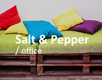 Salt & Pepper / office