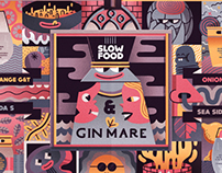 Gin Mare & Slow Food