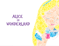 Alice In Wonderland - Circles