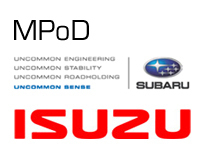 MPoD - Subaru and Isuzu