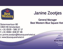 Print products for Best Western Blue Square Hotel
