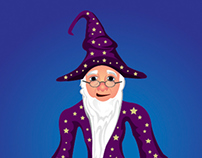Old Wizard_Game Character