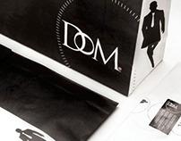 Identidade Corporativa :: Embalagens DOM