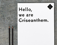 Criseanthem / Identity & Website