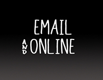 Email and Online Advertising