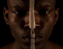 Warrior Photoshoot, Gallant Magazine
