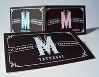 La Machine - Tattoo Shop