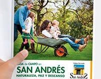 Aviso - Hacienda San Andrés