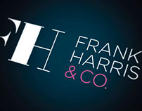 Frank Harris & Co. Rebrand