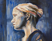 Oil Paintings - early work (1990s)