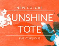 SUNSHINE TOTE