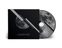Lunarmare music CD