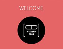 WEB WEEKEND PILLS