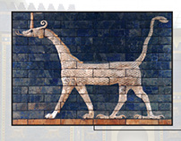 Precedent Study of Ishtar Gate 2