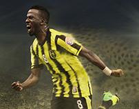 FAHAD AlMOALAD - ITTIHAD FC