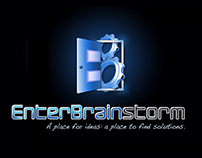 Enter Brainstorm - Logo