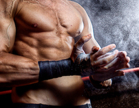 Jon Shears: Wrestler/Bodybuilder shoot