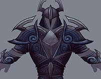 Epic Norse Armor Concept