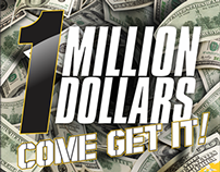 1 Million Dollar Give-Away