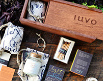 IUVO Packaging and Identity