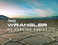 Jeep  Wrangler - No Parking Assist