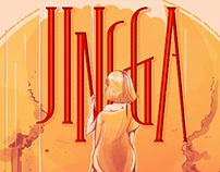 JINGGA Typeface