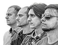 Fearroom band promo photoset