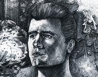Batman v Superman: Illustrative Poster