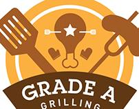 Grilling Logos