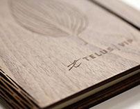 Telus VIP Executive Notebook