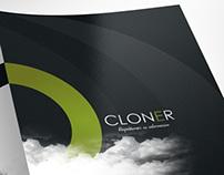 Presentation Folder design