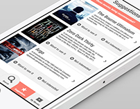 MovieTalk | App Design