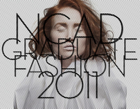 NCAD Fashion Graduate Photo Shoot