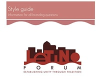 Latino Forum Branding Guide