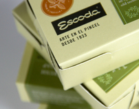 Escoda Brush Soap