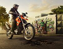 Yamaha - Crosser 150