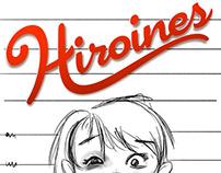 Hiroines in june