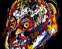 Studies of Basquiat