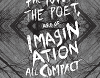 Inspirational Poster Line  -  in progress