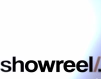 Showreel '13/'14