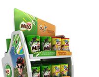MILO-KLIM/Floor Display