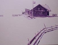 Norwegian cabins