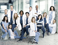 Grey's Anatomy for ABC/Disney